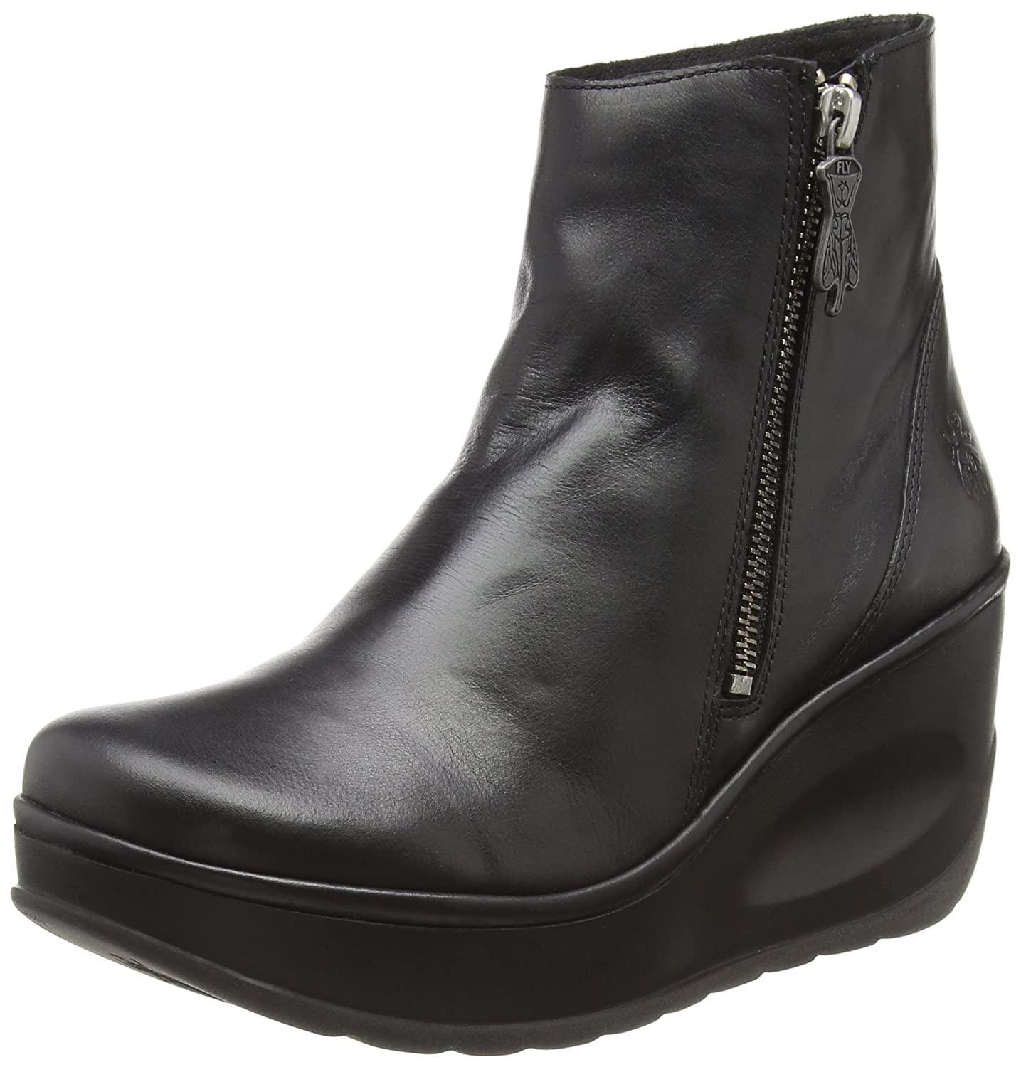 Fly London B078WJRKQL Jome922fly, Bottines Femme Bottines Noir Noir (Black 000) ca05414 - jessicalock.space