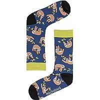 Mitch Dowd - Men's Sleepy Sloths Crew Socks