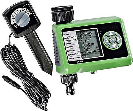 Bewässerungscomputer FlexControl Automatisch Bewässerungssteuerung  Regensensor