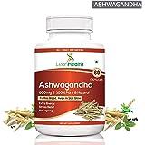 Leanhealth Ashwagandha herbs 60 capsules (Pack of 1)