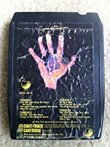 GEORGE HARRISON Living In Material World 8 track tape APPLE Original 8XW 3410