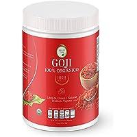 Bayas de Goji orgánicas (1 Kilogramo)