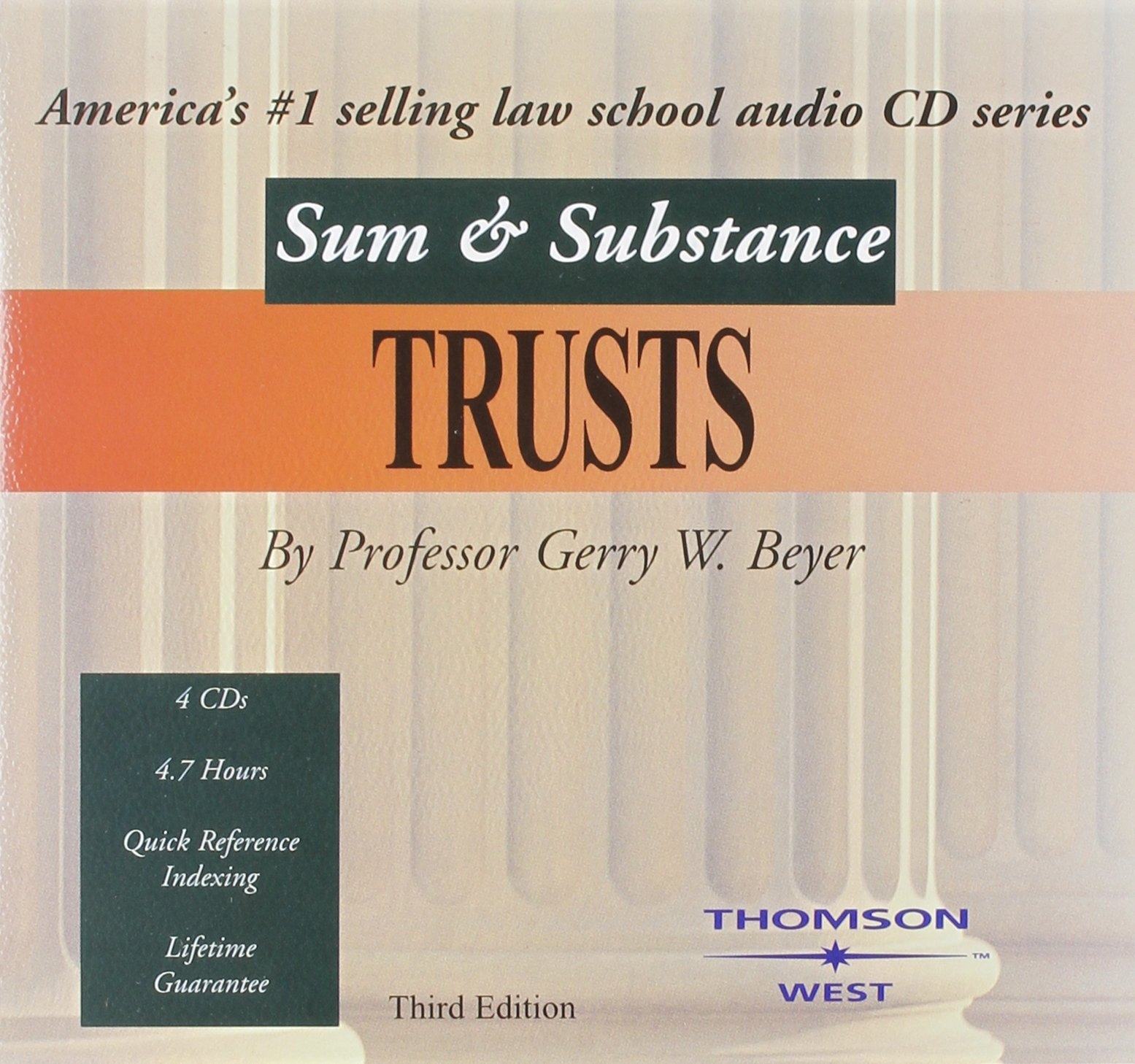 Sum and Substance Audio on Trusts by West Academic Publishing