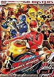 スーパー戦隊シリーズ 特命戦隊ゴーバスターズ VOL.1【DVD】