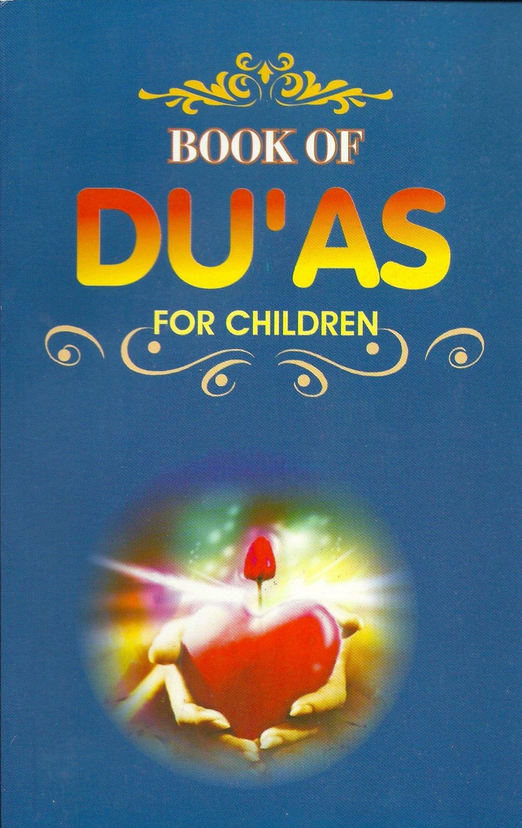 Book of Dua'as for Children pdf