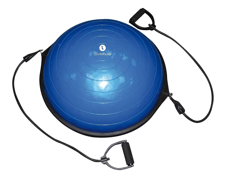 Sveltus Dome Trainer - Tabla de Equilibrio Unisex para Adulto ...