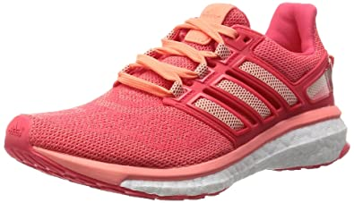 2e3977ab1 adidas Energy Boost 3 Womens Running Sneakers Shoes-Pink-5.5