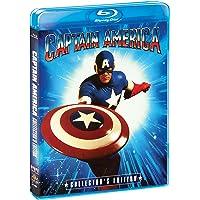 Captain America: Collectors Edition  [Blu-ray] [Importado]
