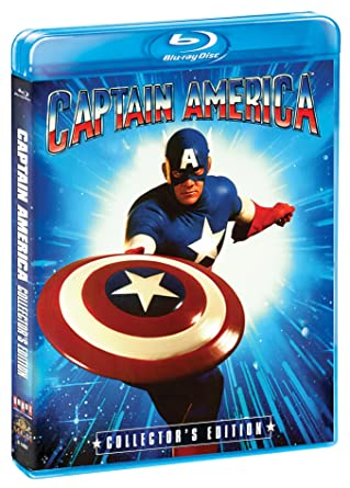 bd5139b2c70 Amazon.com  Captain America  Blu-ray   Matt Salinger