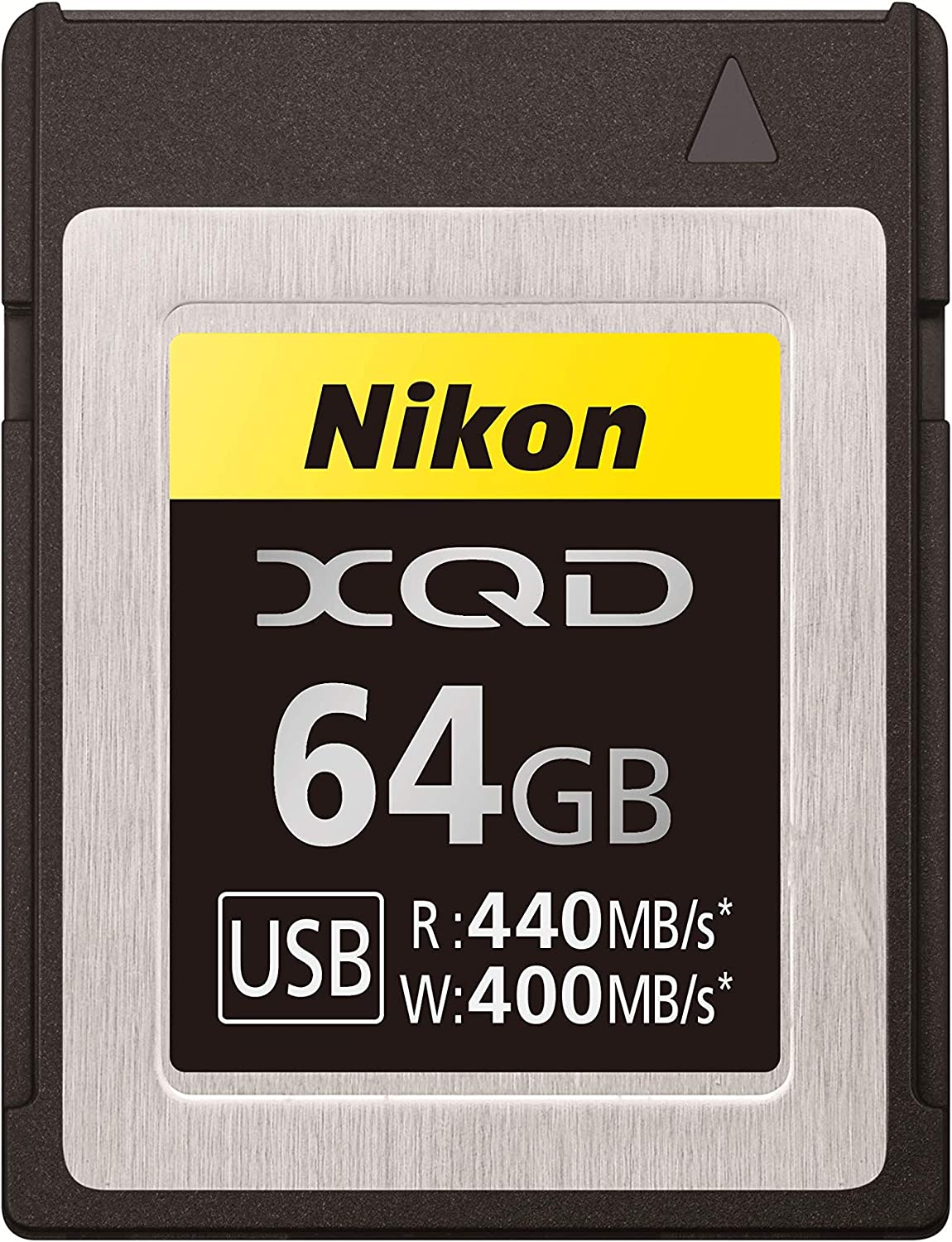 Nikon Professional 64gb Xqd Memory Card Computers Accessories