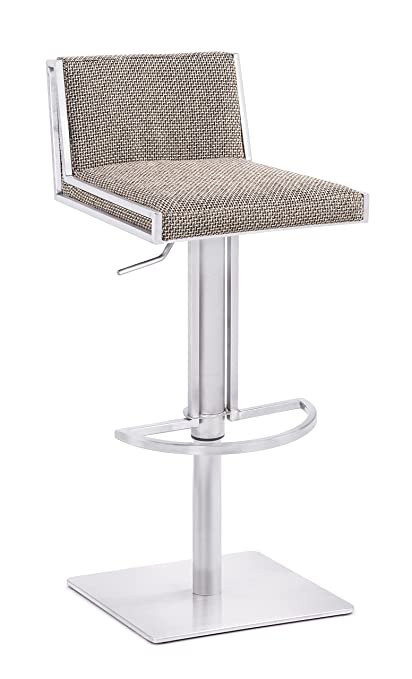 Amazoncom Ac Pacific Contemporary Low Back Height Adjustable