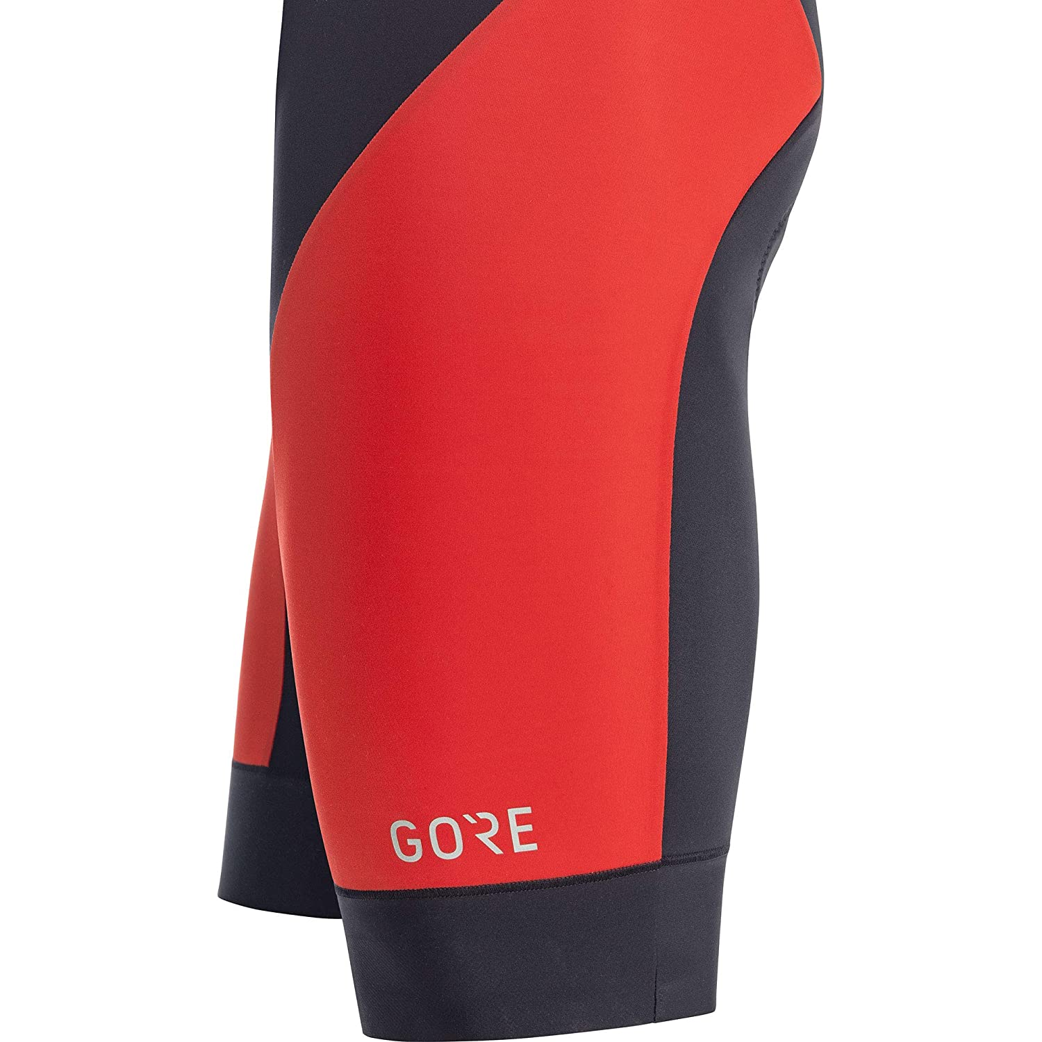 Gore WEAR C3 Short Mens Cycling Trousers with Seat Insert XXL Black//Red