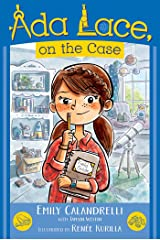Ada Lace, on the Case (An Ada Lace Adventure Book 1) Kindle Edition