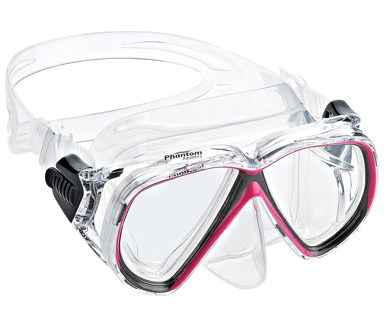 Phantom Aquatics Velocity Scuba Snorkeling Dive Mask