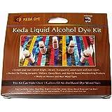 Wood Dye - Aniline Dye 5 Color Kit - Wood Stain Kit ...