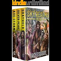 Sky Realms Online Books 1-3: A LitRPG Series Box Set