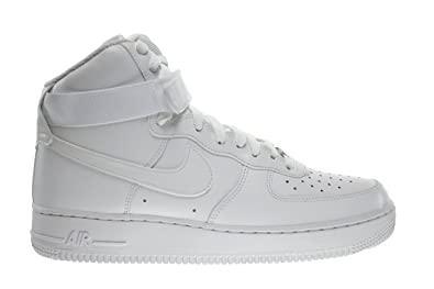 315121 115] NIKE AIR FORCE 1 HIGH 07 MENS SNEAKERS WHITE
