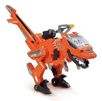 commandant blister le Velociraptor Kids Toy, Vtech Switch /& Go Dinos