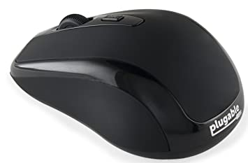 c356183a1c1 Plugable Wireless Bluetooth Mouse - Compact Travel Size with DPI Adjustment  for Windows, OS X, Linux, and Android: Amazon.ca: Electronics