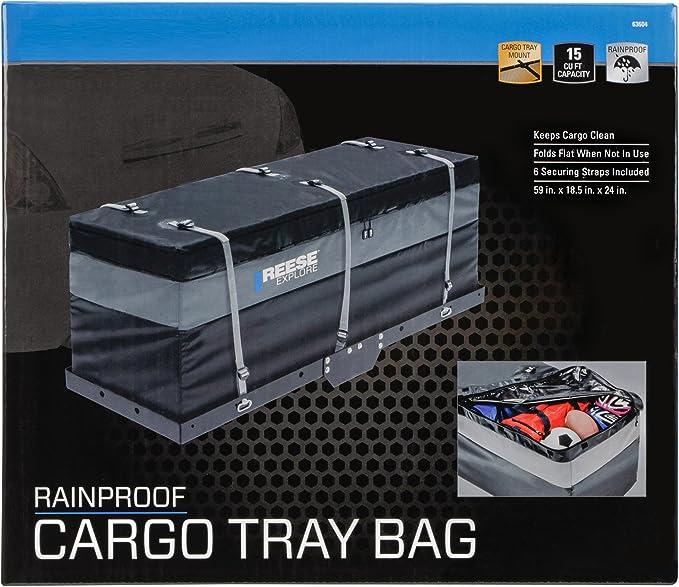 Reese Explore 63604 Regendichte Cargo Tray Bag Auto