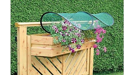 Fioriere Per Fiori ~ Fiori da balcone protezione pezzi protezione antipioggia per