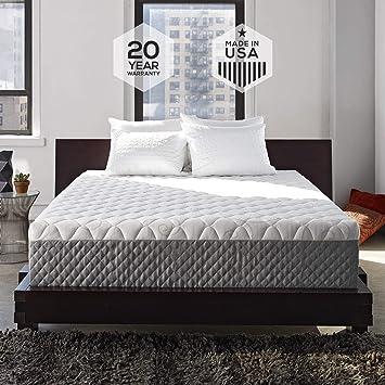 14 inch memory foam mattress king Amazon.com: Sleep Innovations Alden 14 inch Memory Foam Mattress  14 inch memory foam mattress king