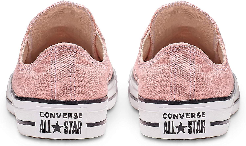 Converse Chuck Taylor All Star Seasonal Color, Tennis Femme Rose Côtière