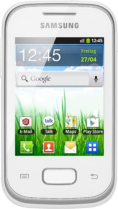 Samsung Galaxy Pocket (S5300) - Smartphone libre Android (pantalla táctil de 2,8