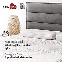 Visko Love Therapy - M  Pillow/Visko Love Boyun Destekli Visko Yastık
