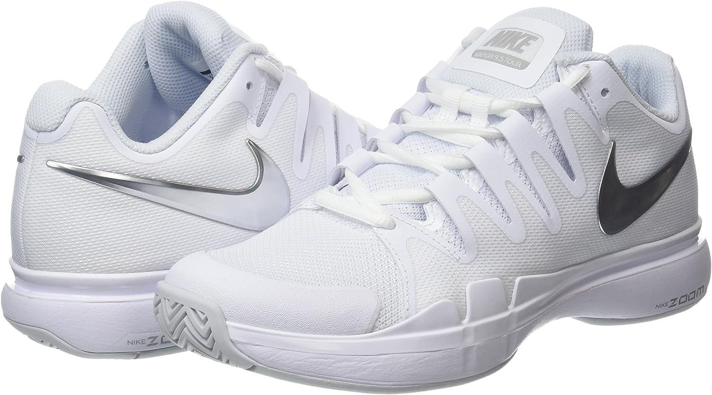 Femmes Nike Zoom Vapor 9.5 Tour Chaussures de Tennis blanc