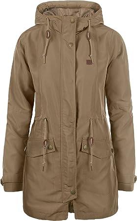 Detalles: Trenca con detalles y fabricación de calidad, cintura ajustada, capucha con cordón ajustab