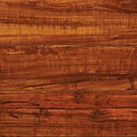 Hampton Bay High Gloss Perry Hickory 8mm Thick x 5 in. Wide x 47-3/4 in. Length Laminate Flooring (13.26 sq.ft./case)