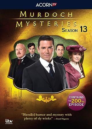 Murdoch Mysteries, Season 13