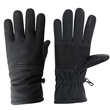 ALPIDEX Softshell Sporthandschuhe Handschuhe