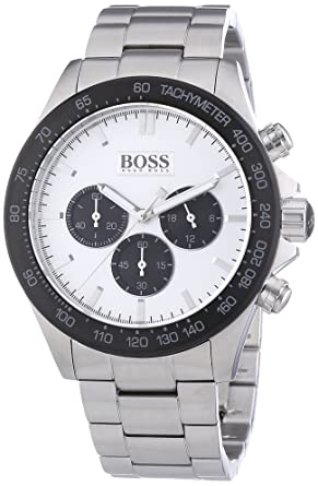 hugo boss 1512965 quartz watch for men stainless steel hugo boss 1512965 quartz watch for men stainless steel strap silver