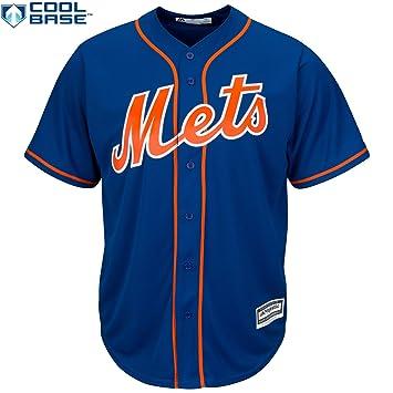aa8c88d2b Amazon.com   Majestic Jacob deGrom New York Mets  48 MLB Men s Cool ...