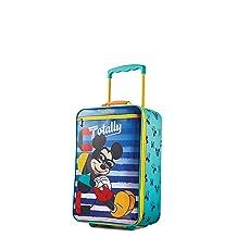 "American Tourister Kids Softside 18"" Upright, Disney Mickey Mouse"