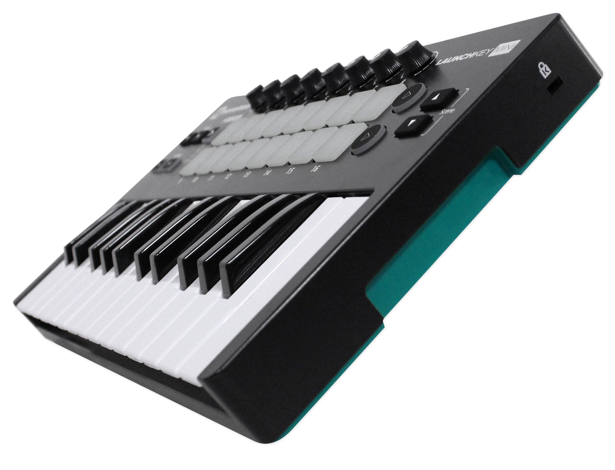 Novation LAUNCHKEY MINI MK2 25 Key USB Keyboard Controller+Bluetooth Speaker by Nov (Image #4)