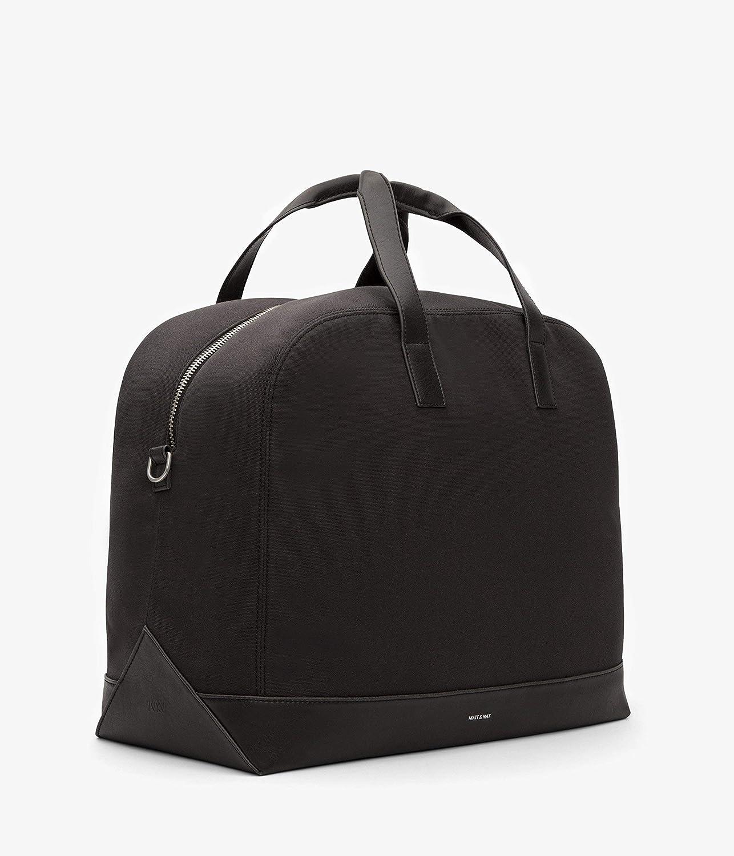 Black Canvas Collection Matt /& Nat Calvi Handbag Black