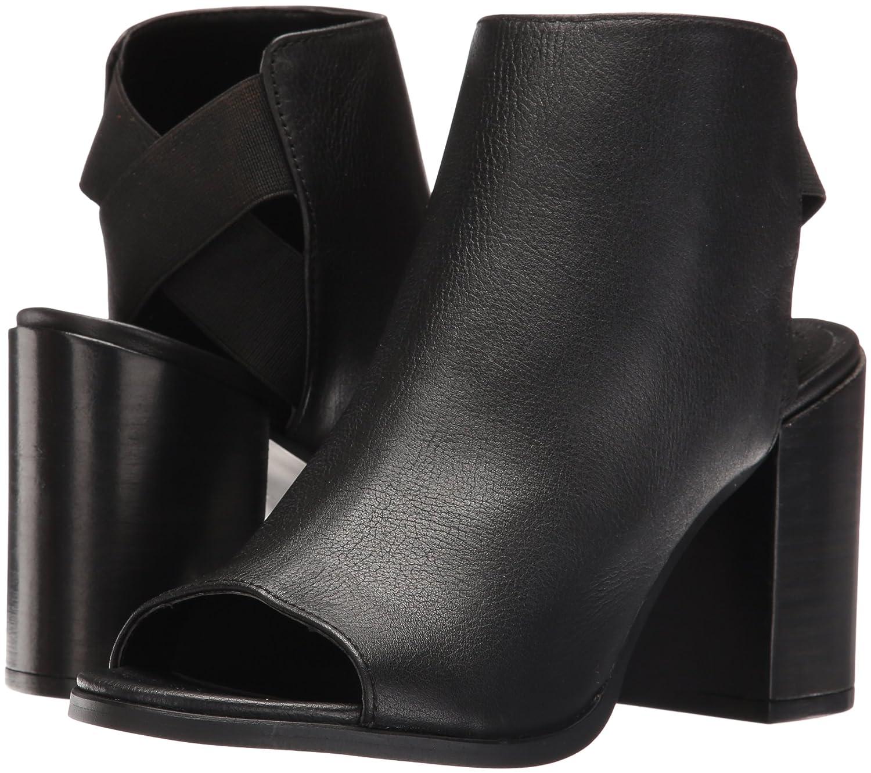 Amazon.com: Steve Madden Mujer Mindy vestido Sandalia, negro ...