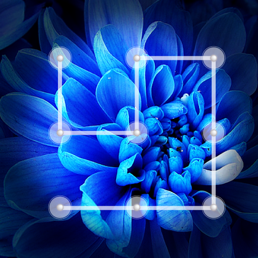 Flower Screen Lock : Keypad Lock Screen