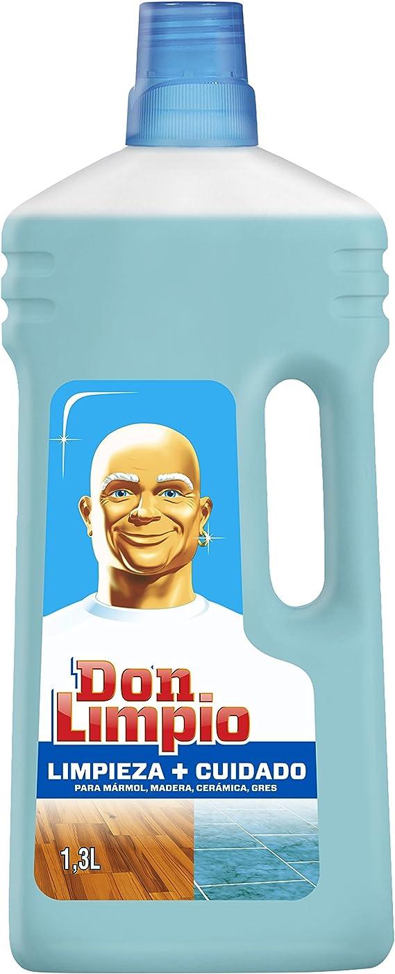 Don Limpio Delicado Limpiador Multiusos Líquido, Azul, 1,3 litros, Pack of 3: Amazon.es: Salud y cuidado personal