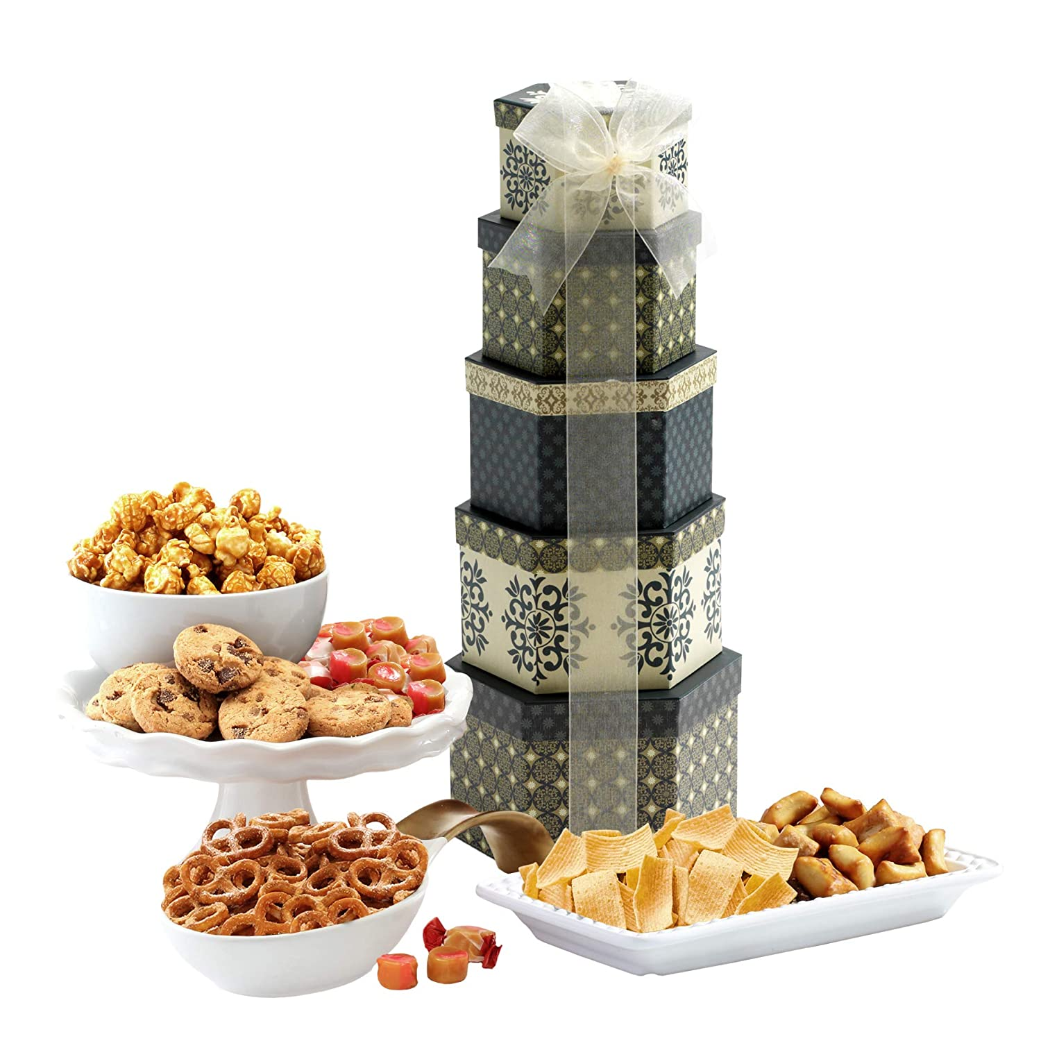 Savory Sweets Thinking of You Gift Tower