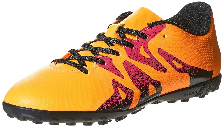 72981fa4c adidas X 15.4 TF, Men's Football Boots, Orange (Solar Gold/Core Black/Shock  Pink), 9.5 UK (44 EU): Amazon.co.uk: Shoes & Bags