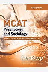 MCAT Psychology and Sociology: Content Review and Practice Passages Paperback