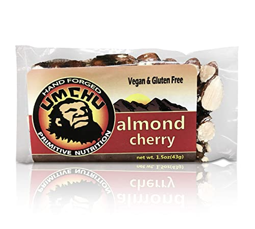 Umchu Bar – Almond Cherry Box of 12