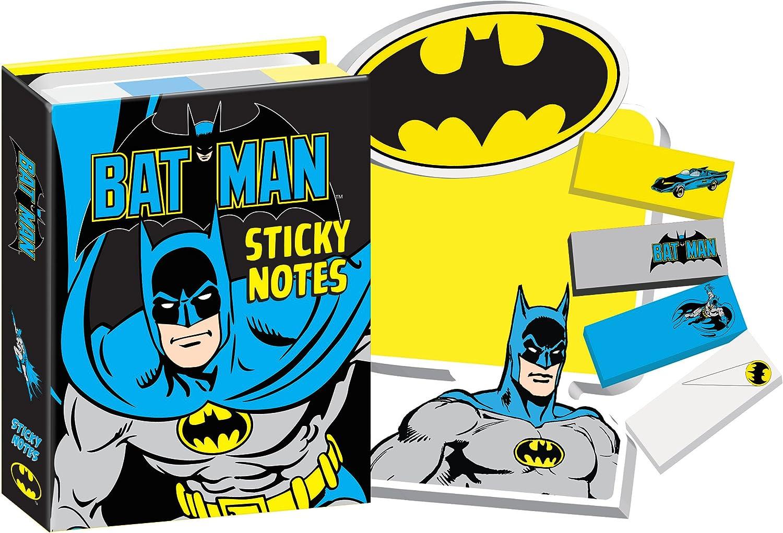 DC Comics Batman Sticky Notes Booklet