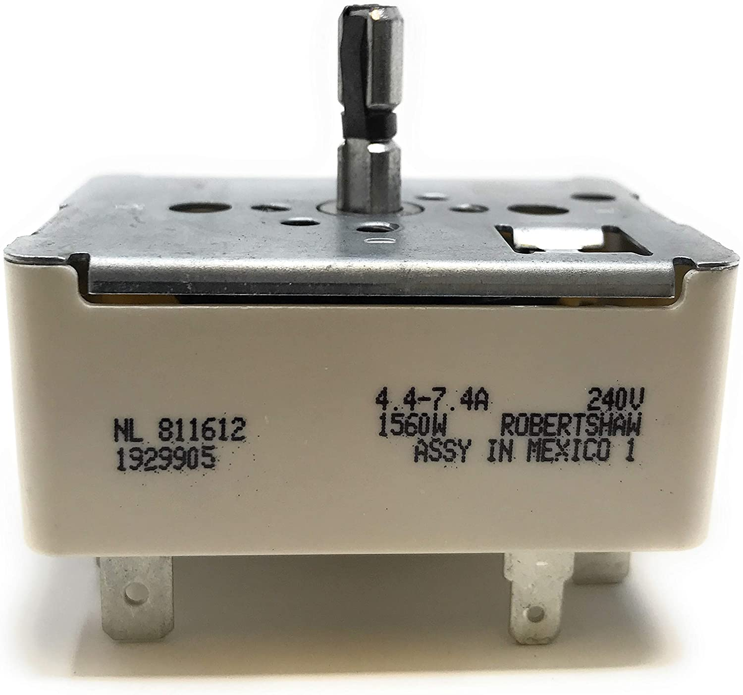 """Details about  /WB24T10029 GE electr PS236754 range 6/"""" surface burner switch 1560w"""