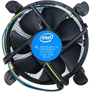 Intel i3/i5/i7 LGA115x CPU Heatsink and Fan E97379 003 Fans & Cooling at amazon