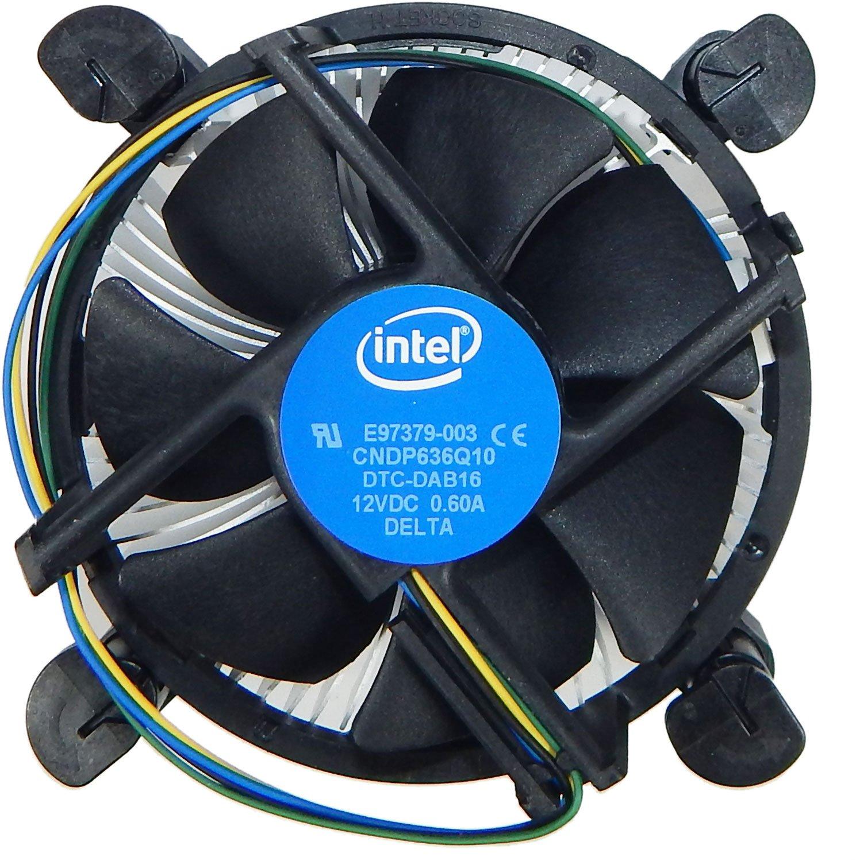 Intel i3/i5/i7 LGA115x CPU Heatsink and Fan E97379-003 by Intel (Image #1)